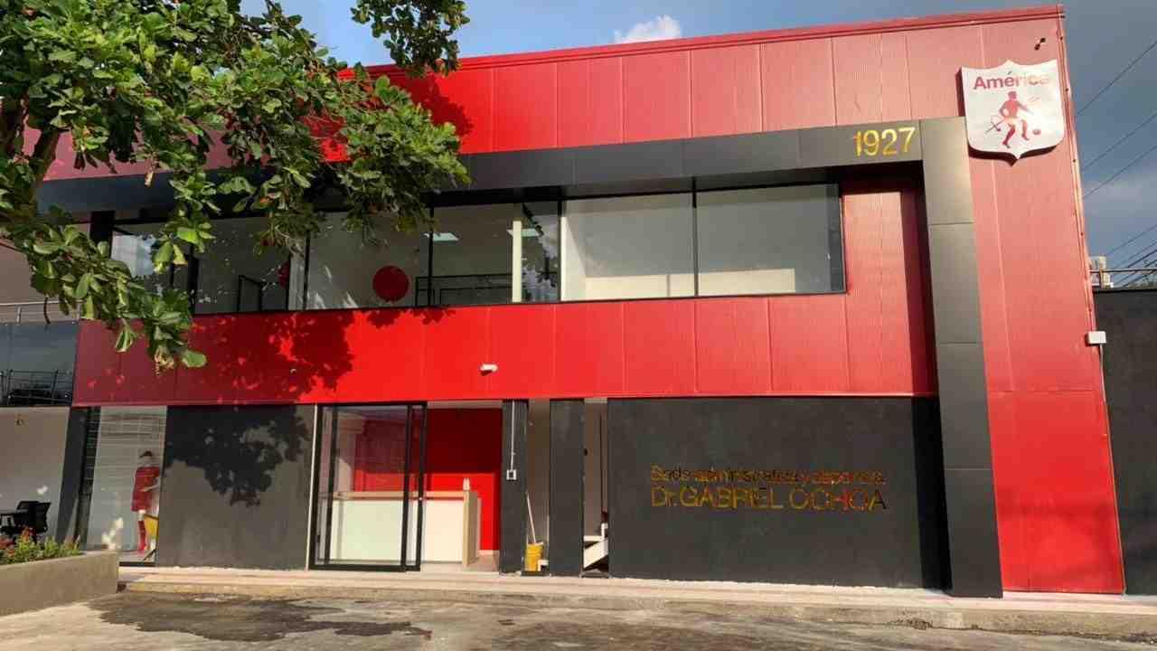 Osorio su pedido de un centro de alto rendimiento y la idea con las inferiores