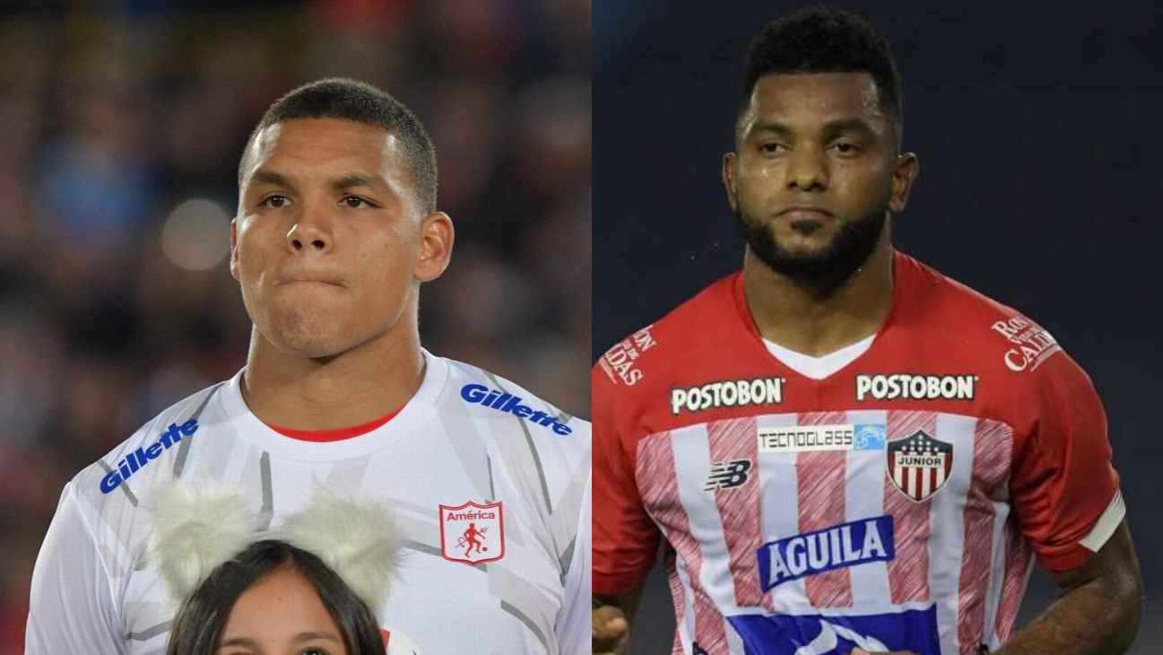 Otro duelo potencial entre Joel Graterol y Miguel Ángel Borja, ahora en selecciones