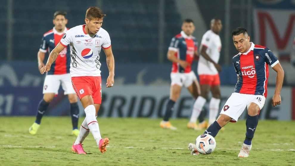 Rafael Carrascal contó cómo se dio su fichaje por Cerro Porteño