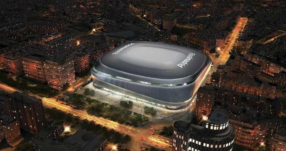 Real Madrid volverá al Santiago Bernabéu con un 50% de capacidad