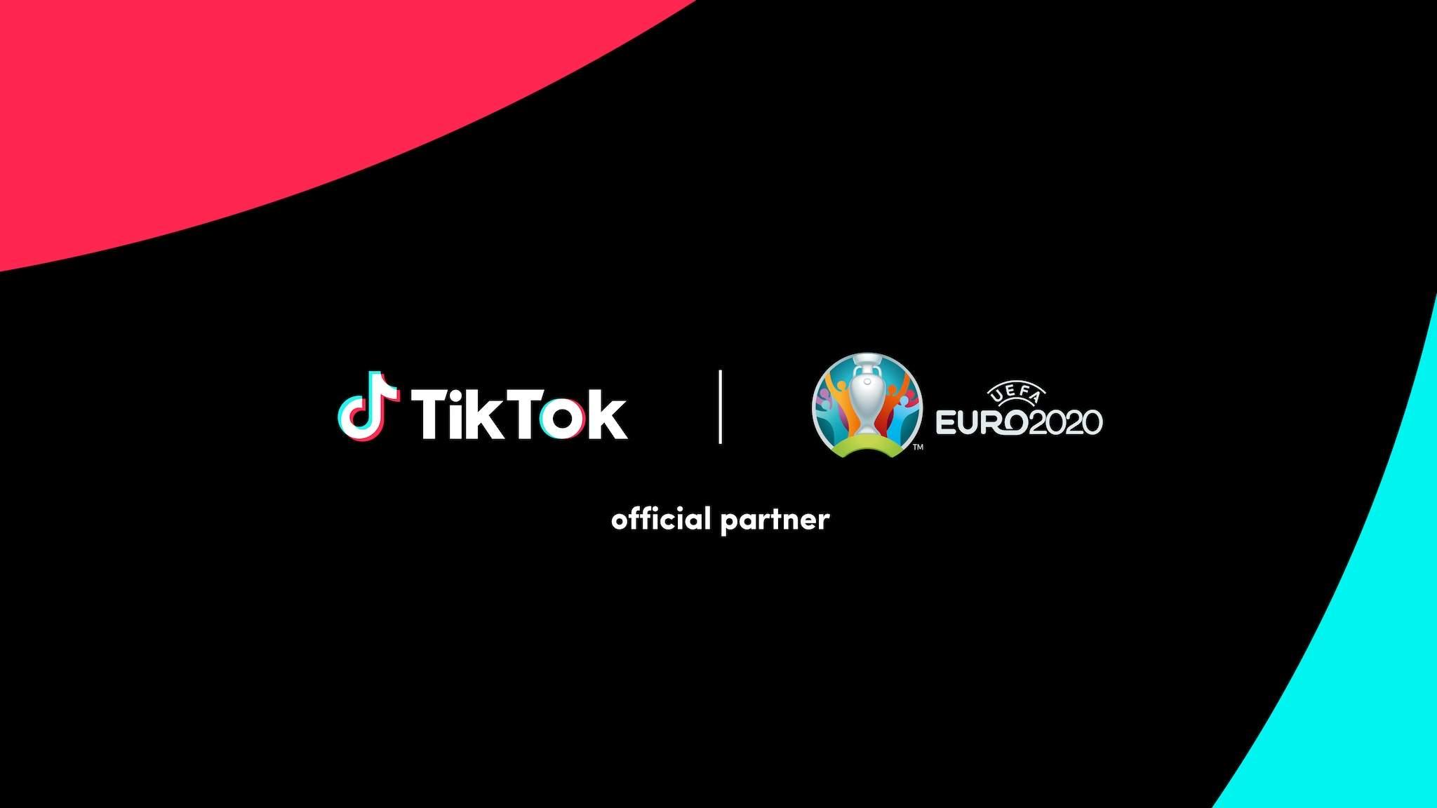 TikTok se convierte en patrocinador mundial de la Eurocopa 2020