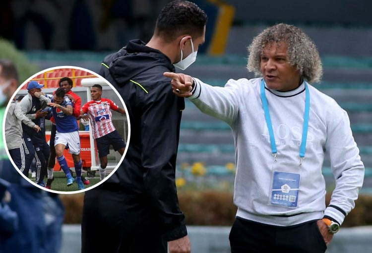 """Gamero: del """"hubo cosas bochornosas"""" al """"no es por defender a Márquez, pero…"""""""