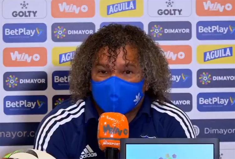 """Gamero antes de la final: """"No soy un técnico llorón"""" y """"que el árbitro obre de la mejor forma"""""""
