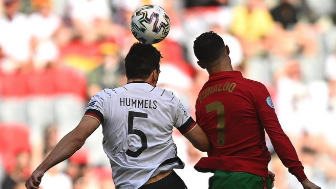 Portugal y Alemania protagonizaron uno de los mejores partidos de la Eurocopa