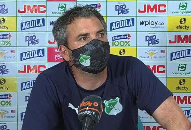 Se respondió en la rueda de prensa de Deportivo Cali: ¿tras la eliminación continúa Alfredo Arias?