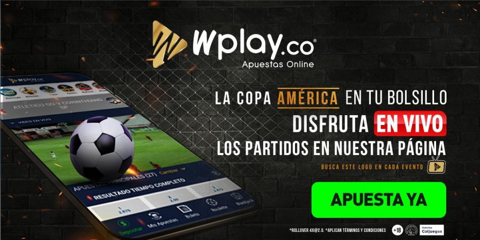 Colombia vs Venezuela WPlay