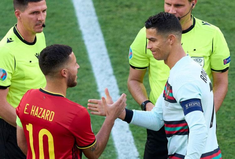 El adiós a la Eurocopa 2021 para Cristiano Ronaldo y Portugal