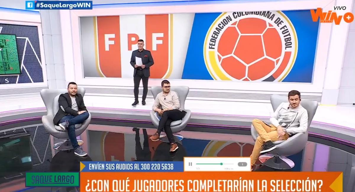 Un periodista venezolano será el reemplazo de Daniel Pérez en Win Sports