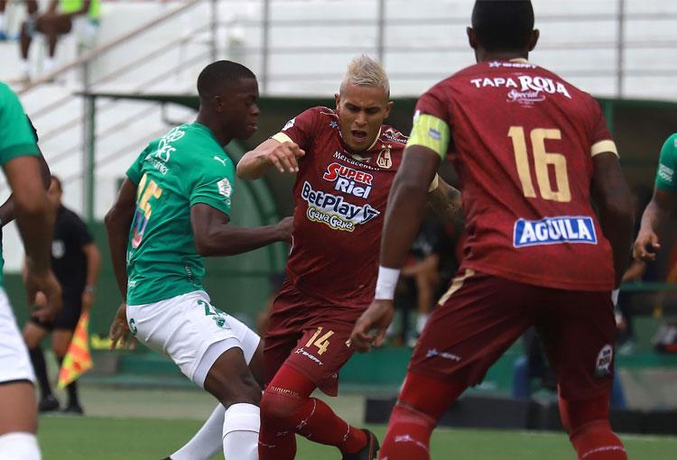 Resultado, resumen y goles: Deportivo Cali vs Deportes Tolima, Liga BetPlay