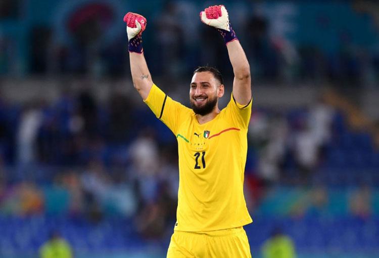 ¡Italia es una máquina! Otro triunfo para el registro y clasificación anticipada en la Eurocopa
