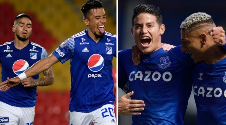 Millonarios enfrentará al Everton de James Rodríguez y a grandes de Europa en la Florida Cup
