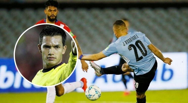 Conmebol suspendió a árbitros colombianos por fallos arbitrales en el Uruguay vs. Paraguay