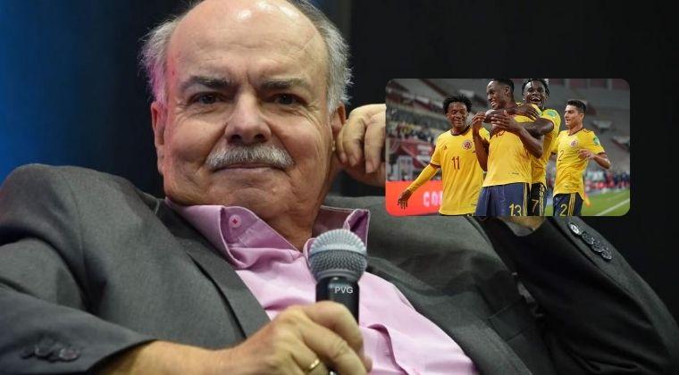 """Iván Mejía luego del triunfo de Colombia: """"¿Alguien duda del 'cajón' que le hicieron a Queiroz?"""""""