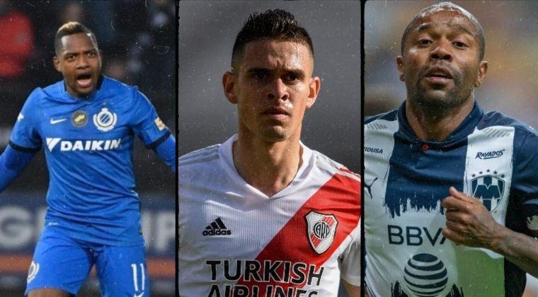 ¡De talla mundial!: Los jugadores colombianos que terminan contrato en junio