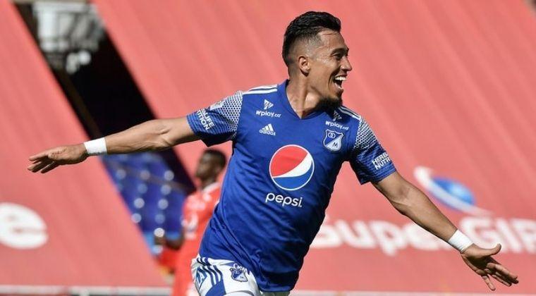 Hinchas de Nacional les piden a sus jugadores una venganza contra Fernando Uribe