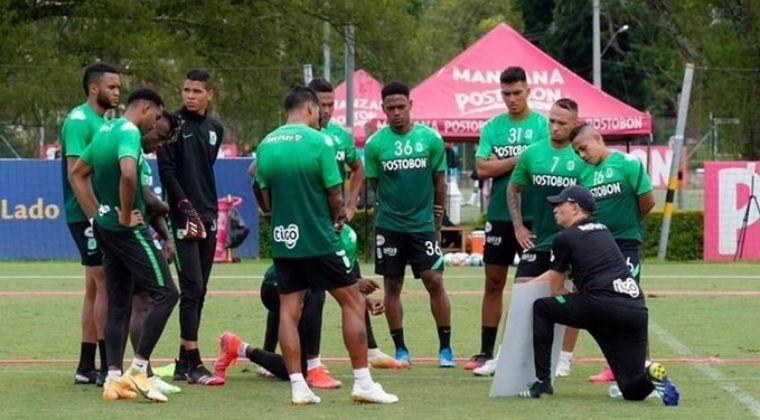 Atlético Nacional ya tiene el reemplazo de Michael Chacón