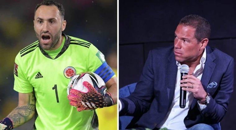 """Óscar Córdoba: """"Con Calero, Mondragón y conmigo, David Ospina no tapaba"""""""