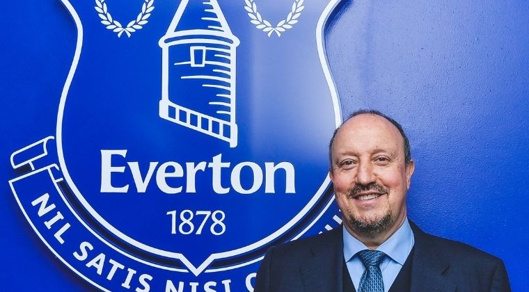 Es oficial: Rafa Benítez es el nuevo técnico del Everton FC