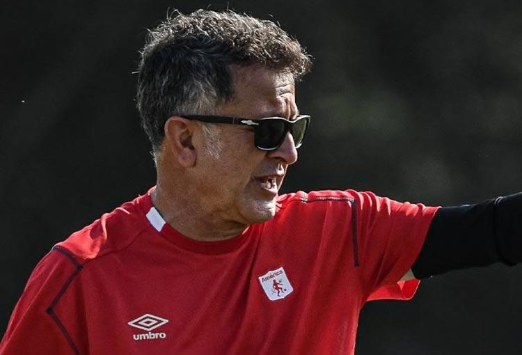 """Osorio piensa consolidarlo como """"el mejor volante llegador del fútbol colombiano"""""""