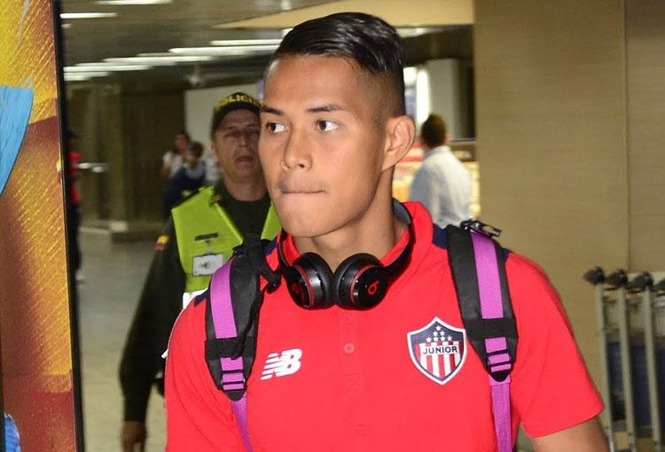 El goleador que volverá a Junior y no es Carlos Bacca