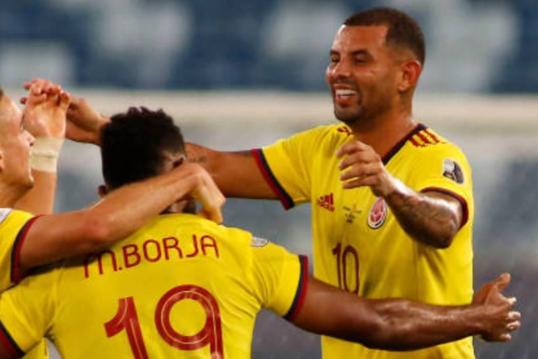 La historia detrás del gol de Cardona contra Ecuador
