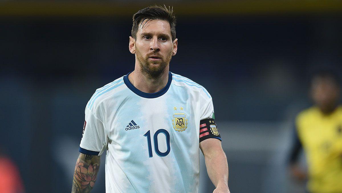 Messi prendió alarmas en aeropuerto argentino: amenaza de bomba por su partida