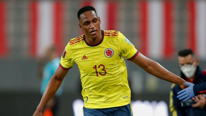 """Yerry Mina: """"Si me toca ir de delantero con la Selección Colombia, no diré que no"""""""