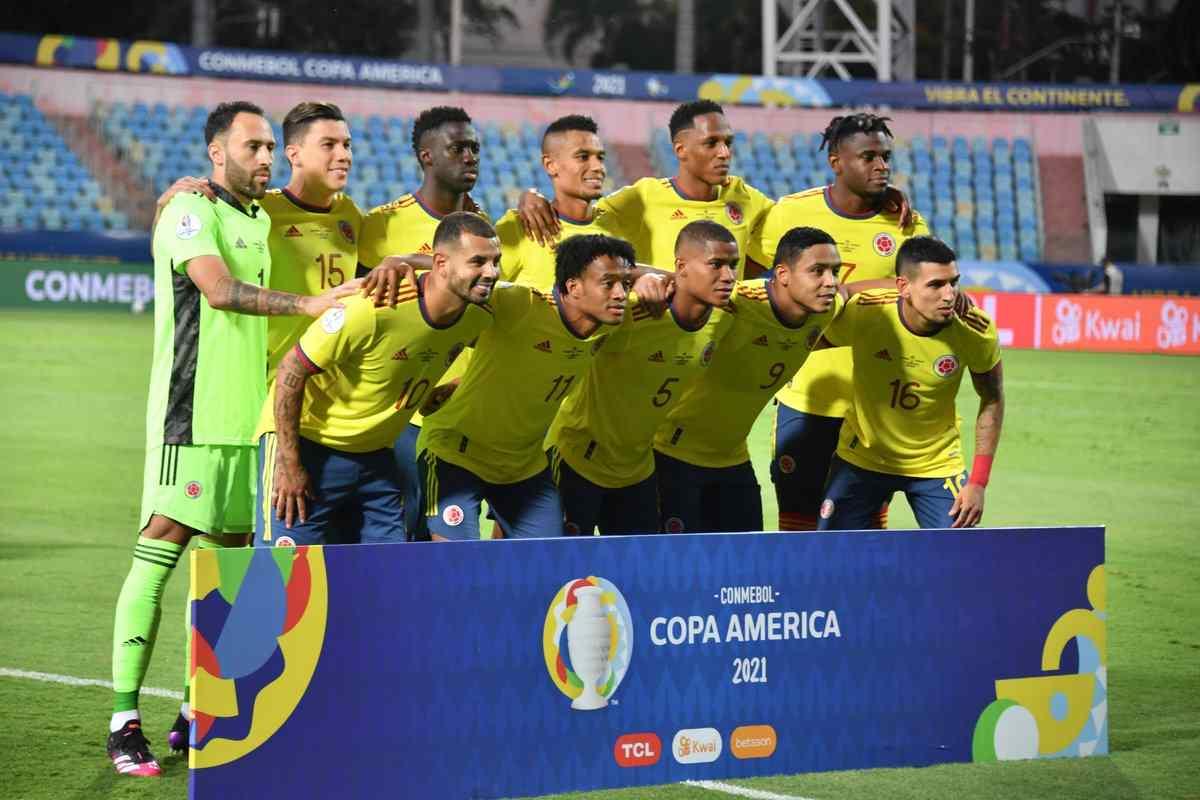 Resumen goles y resultado de Colombia y Venezuela por la Copa América