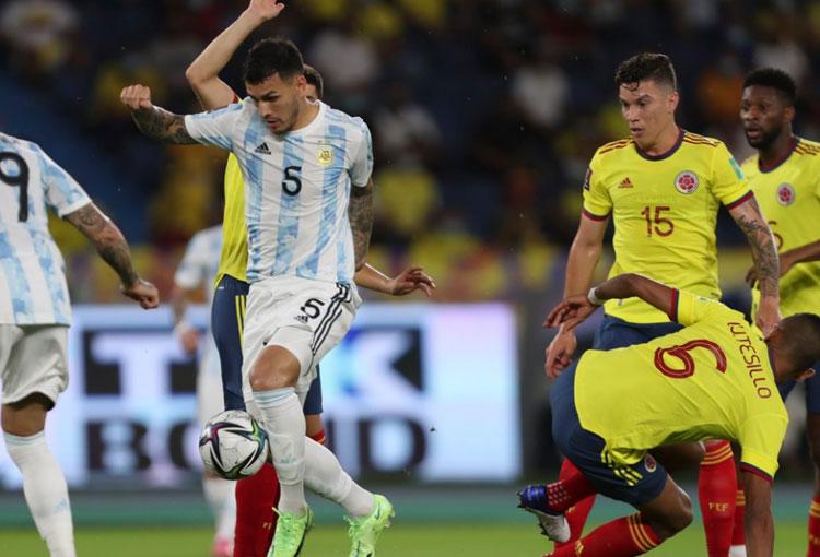 Así hablaron los medios argentinos del empate por 2-2 ante Colombia