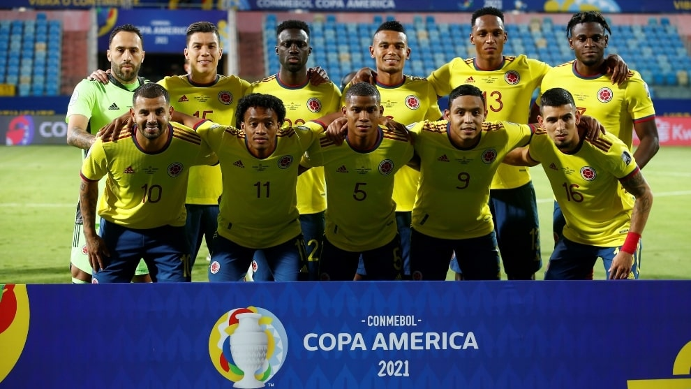 La devaluada Selección Colombia en el 2021