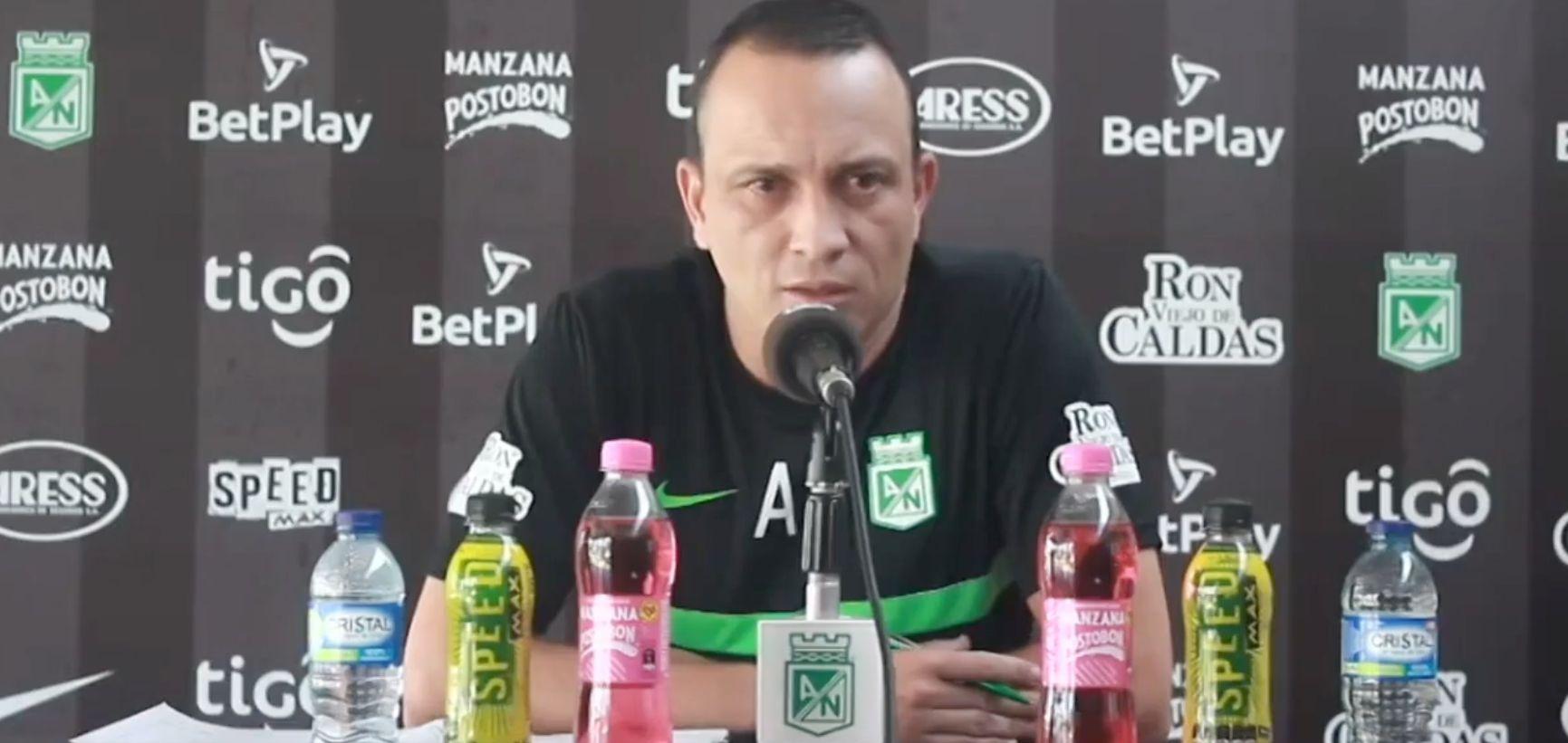 """Alejandro Restrepo: """"Jugar la Florida Cup le aporta y beneficia al club"""""""