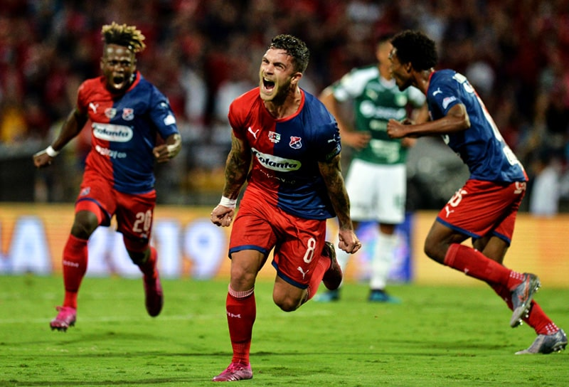 Adrián Arregui, Daniel Ossa, Deportivo Independiente Medellín, DIM, fichajes DIM 2021-II