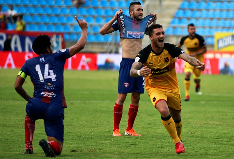 Adrián Arregui, Deportivo Independiente Medellín, fichajes DIM 2021-II, DIM