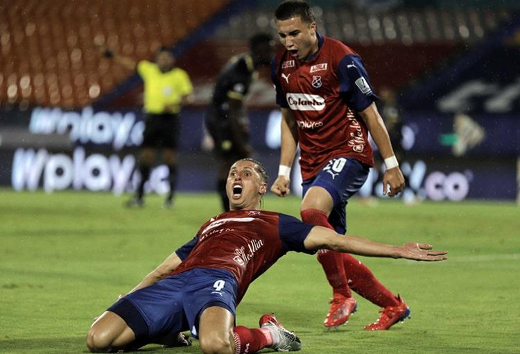Agustín Vuletich, Deportivo Independiente Medellín, DIM, Liga BetPlay 2021-II, Águilas Doradas