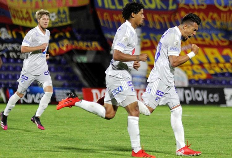 Alianza Petrolera, Millonarios FC, Copa BetPlay 2021