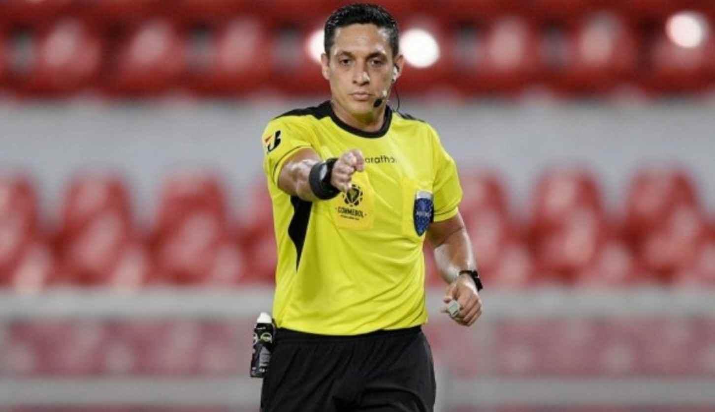 Antecedentes de Colombia con el árbitro Jesús Valenzuela