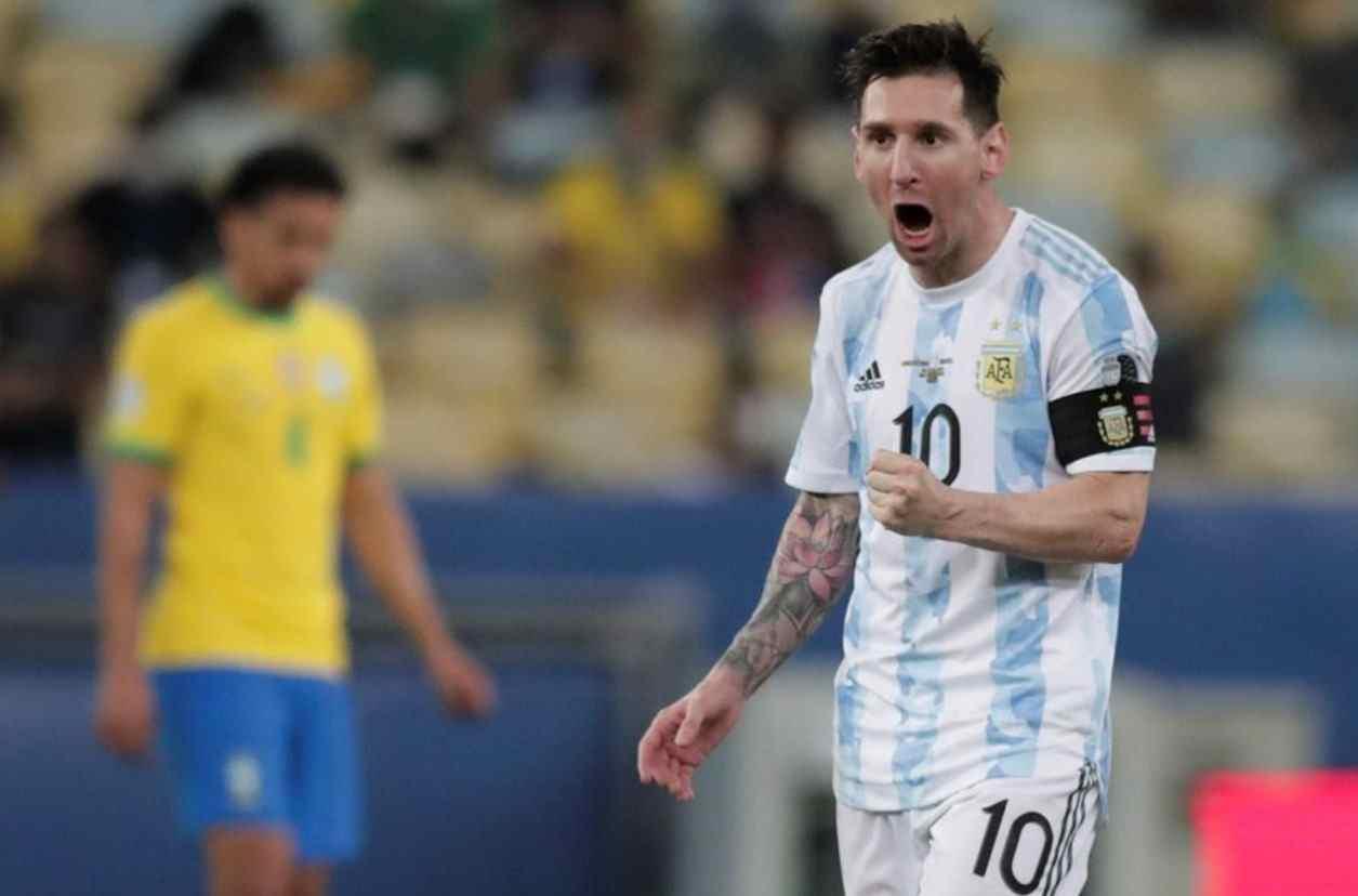 Argentina, campeón de Copa América en el Maracaná