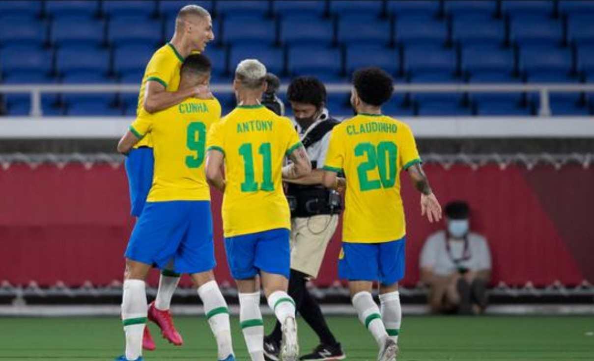 Así serán las semifinales del fútbol olímpico masculino