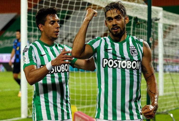Atlético Nacional, Envigado FC, Liga BetPlay 2021-II, posible formación