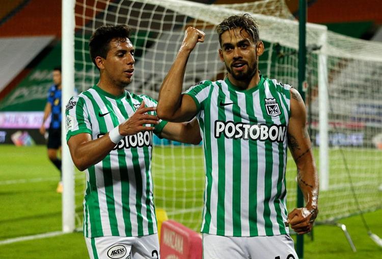 Atlético Nacional, Liga BetPlay 2021-II, fixture