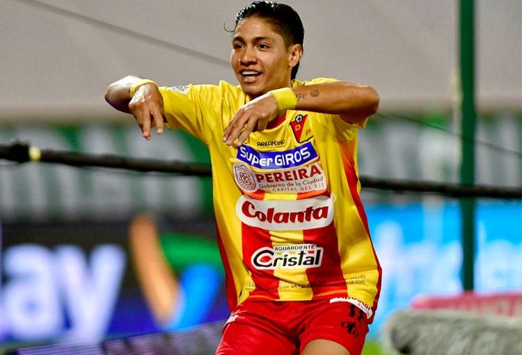 Bryan Castrillón, Daniel Ossa, Deportivo Pereira, Deportivo Independiente Medellín, DIM, fichajes DIM 2021-II