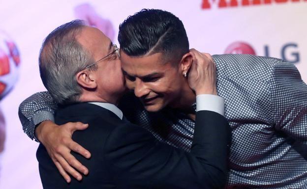 "Nuevos audios filtrados de Florentino Pérez: ""Cristiano Ronaldo es un imbécil, un enfermo"""