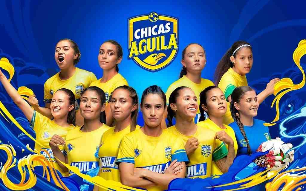 Team Chicas Águila