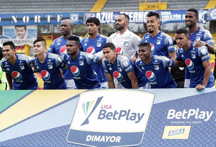 Christian Vargas, Millonarios FC, fichajes Millonarios FC 2021-II
