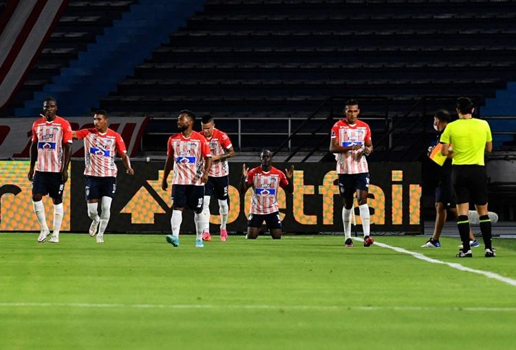Club Libertad, Junior FC, Copa Sudamericana 2021
