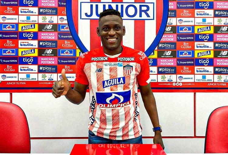 Cristian Martínez Borja, Miguel Ángel Borja, fichajes Junior FC 2021-II, Junior FC