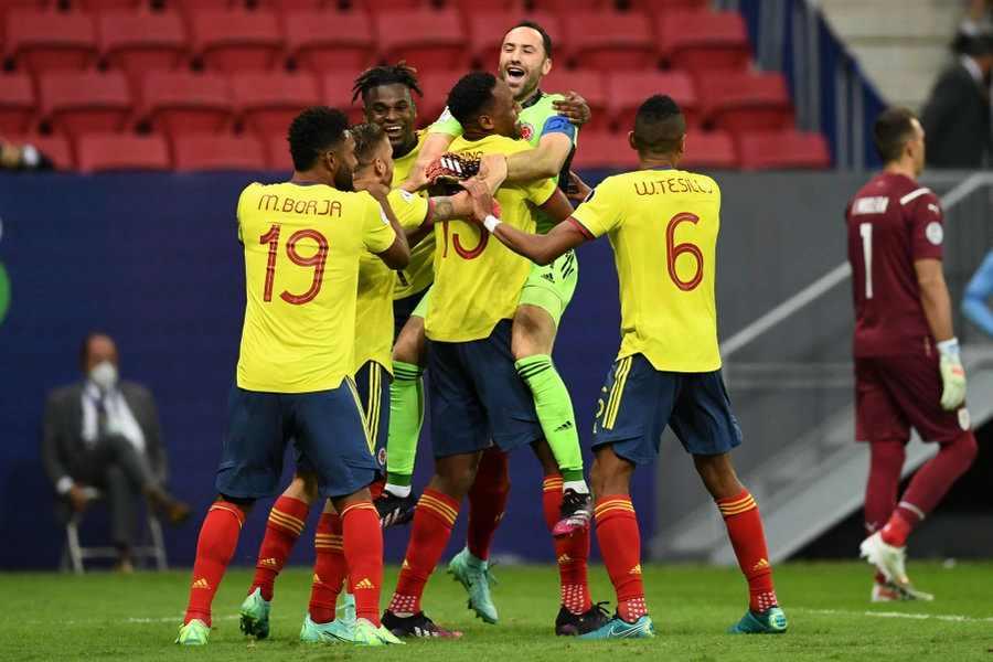 ¿Cuándo es la semifinal de Colombia en Copa América?