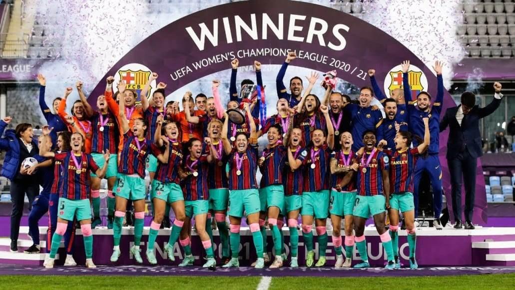 DAZN transmitirá la Champions femenina en YouTube