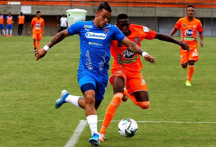 Daniel Ossa, Leonardo Castro, DIM, Deportivo Independiente Medellín, fichajes DIM 2021-II