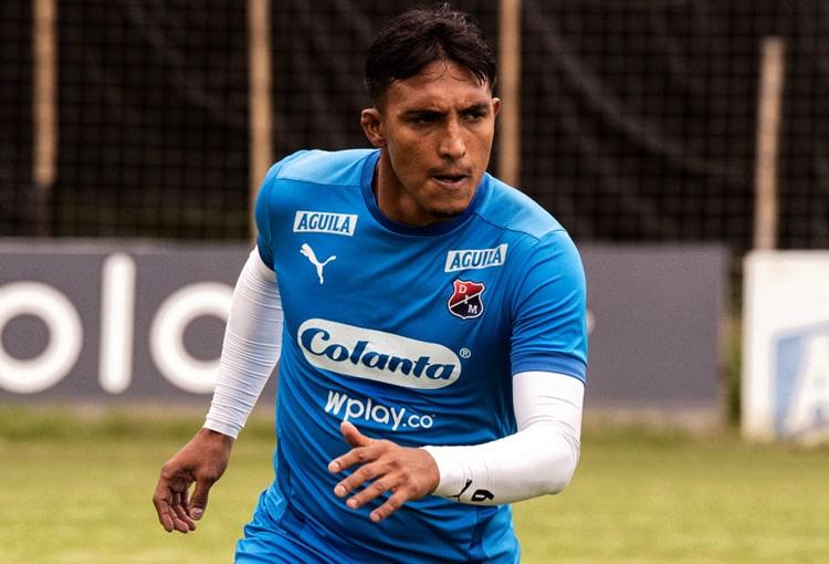 David Loaiza, Deportivo Independiente Medellín, DIM, Liga BetPlay 2021-II, Deportivo Cali